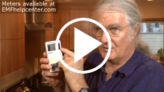 How To Use the Cornet ED78s EMF Scanning Meter
